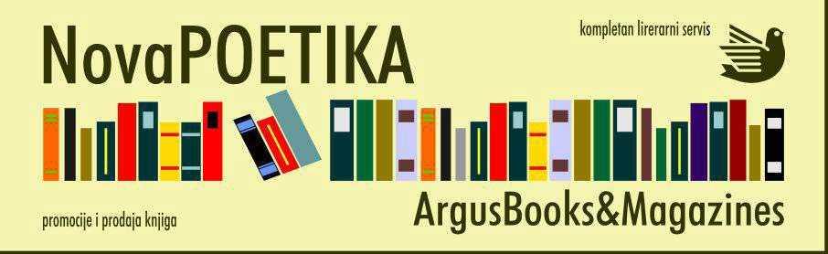 IA Nova POETIKA - Argus Books&Magazines