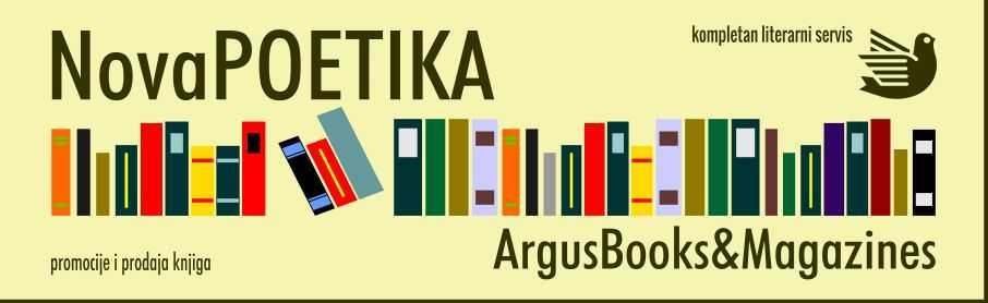 Nova POETIKA - Argus Books&Magazines