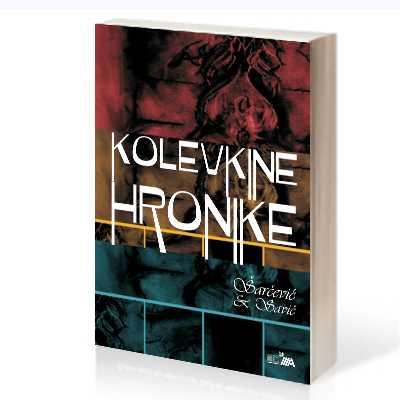 Prva knjiga u ediciji Belland – Kolevkine hronike