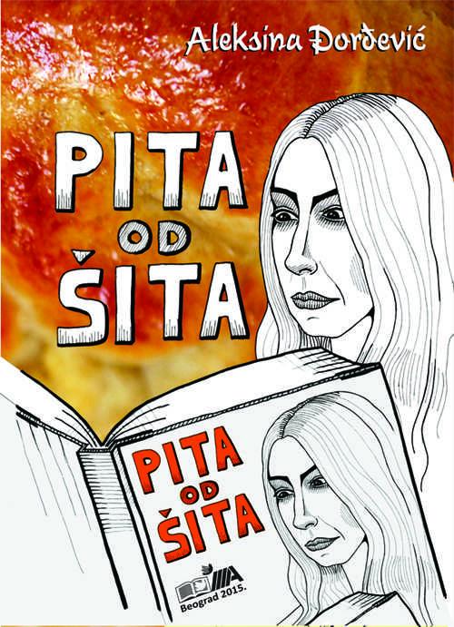 PITA OD SHITA_aleksina djordjevic_cover