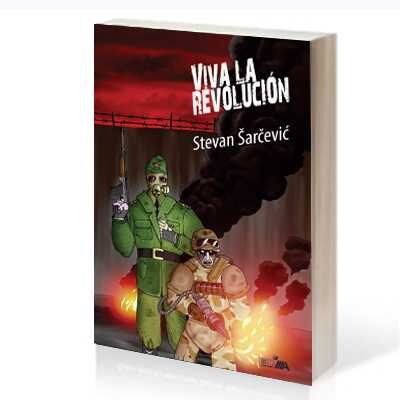 3viva la revolucion - mala slika za nove knjige