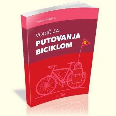 Vodič za putovanja biciklom Snežana Radojičić